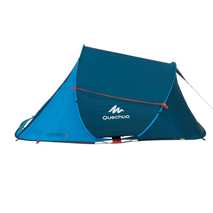 Tente de camping 2 SECONDS | 2 personnes - 756020