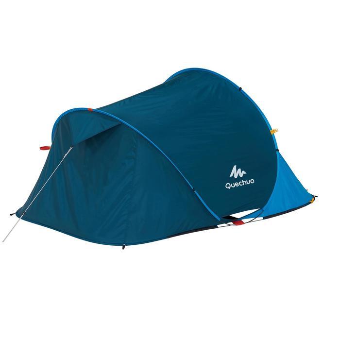 Tente de camping 2 SECONDS | 2 personnes - 756021