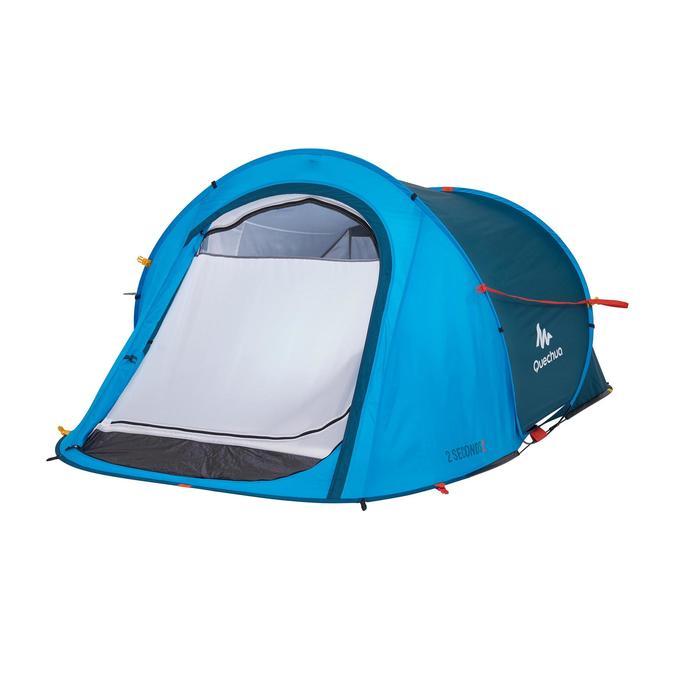 Tente de camping 2 SECONDS | 2 personnes - 756025