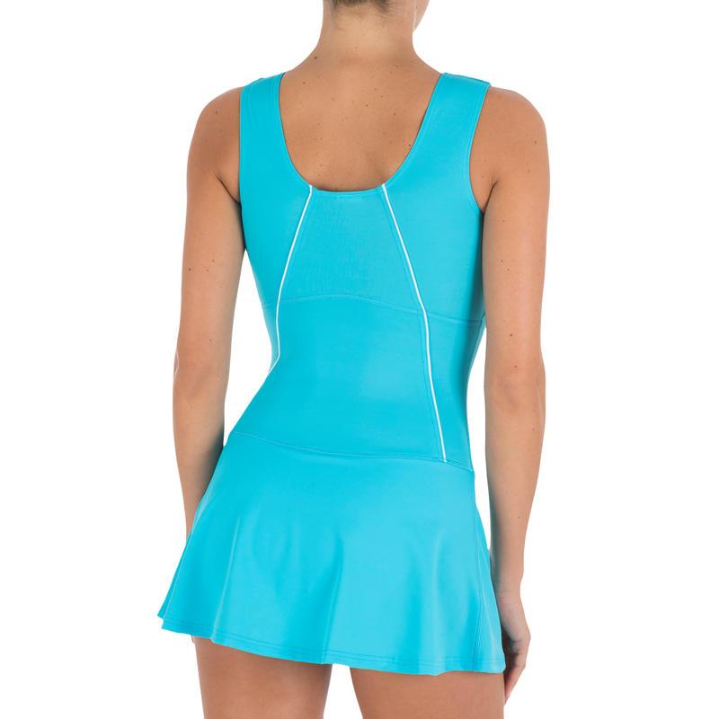 Leony Women'S One-Piece Swimsuit - Light Blue