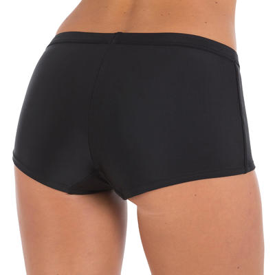 Bikini Parte inferior tipo shorty Leony negro