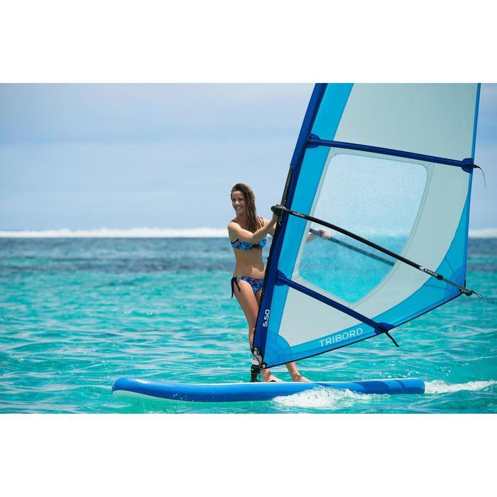 Planche à voile gonflable 320L adaptée à l'apprentissage du windsurf. - 757178