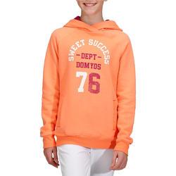 Warme gym hoodie voor meisjes - 757332