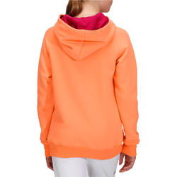 Warme gym hoodie voor meisjes - 757333