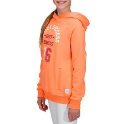 Warme gym hoodie voor meisjes - 757336