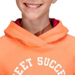 Warme gym hoodie voor meisjes - 757337