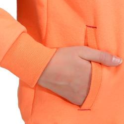 Warme gym hoodie voor meisjes - 757339