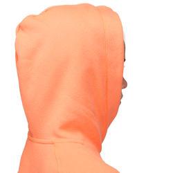 Warme gym hoodie voor meisjes - 757343