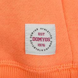Warme gym hoodie voor meisjes - 757350