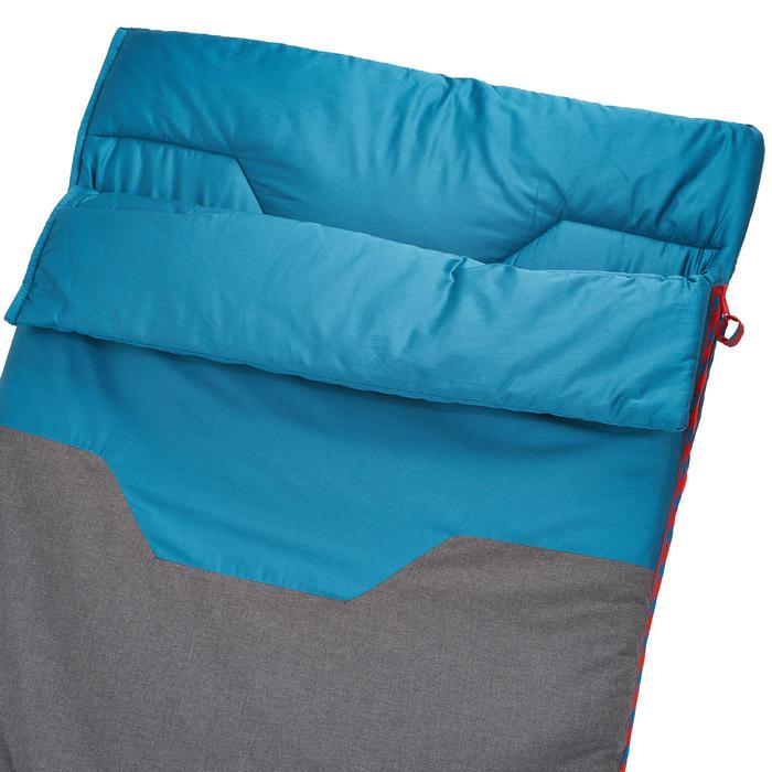 Sac de couchage de camping ARPENAZ 10° coton - 757412