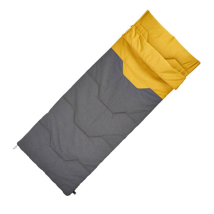 Sac de couchage de camping ARPENAZ 10° coton - 757420
