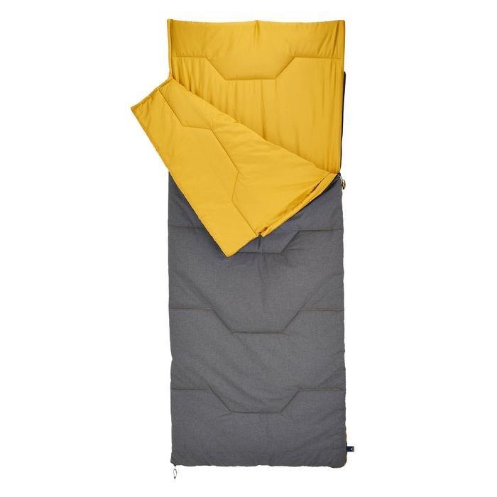 Sac de couchage de camping ARPENAZ 10° coton - 757425