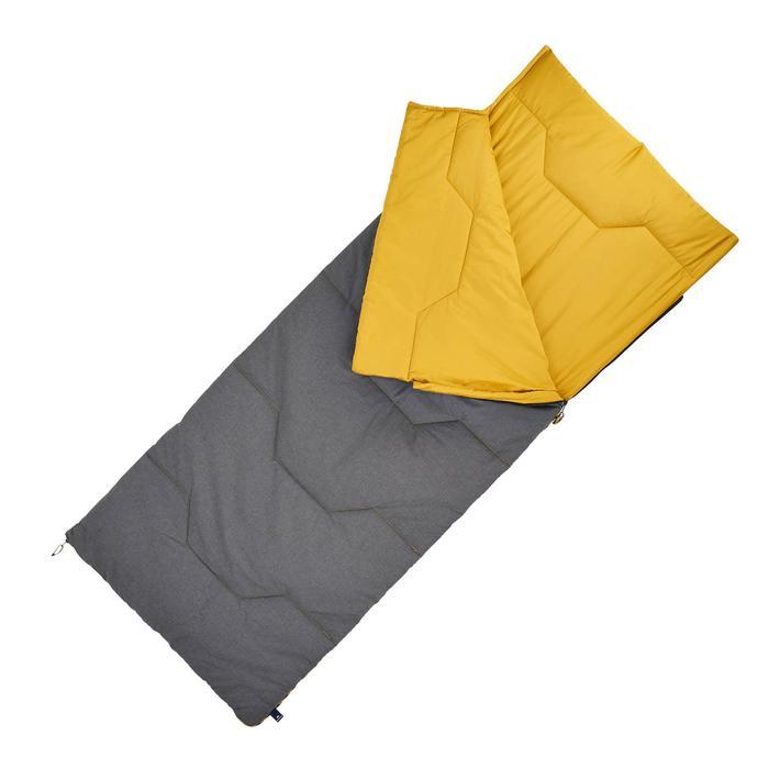 Sac de couchage de camping ARPENAZ 10° coton - 757427