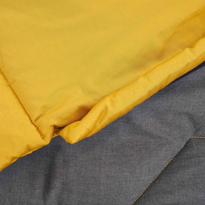 Sac de couchage de camping ARPENAZ 10° coton - 757435