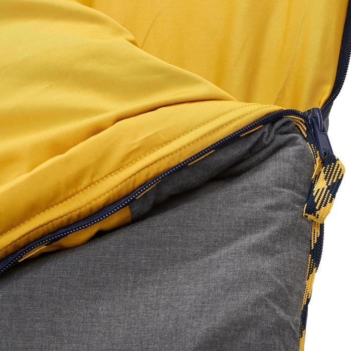Sac de couchage de camping ARPENAZ 10° coton - 757436