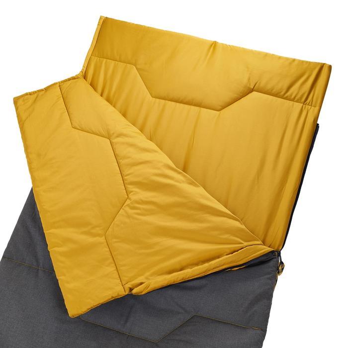 Sac de couchage de camping ARPENAZ 10° coton - 757440