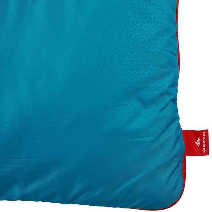 Camping Sleeping Bag / Hiking Camp ARPENAZ 10° Down - Blue
