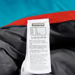露營/健行羽絨睡袋ARPENAZ 10°-藍色