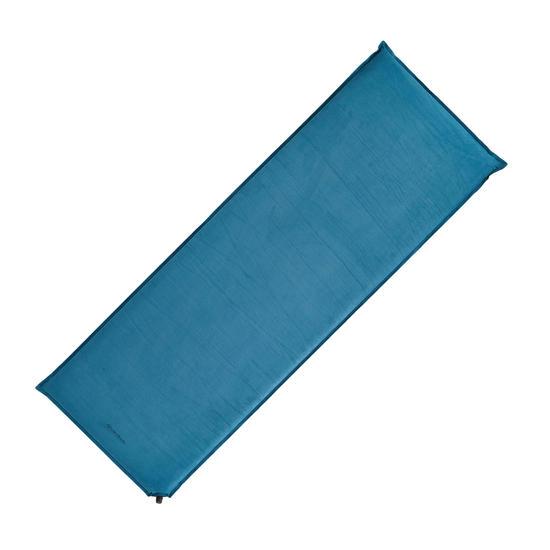 Zelfopblazend slaapmatje voor camping / bivak A300   1 persoon blauw - 757583