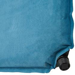 Zelfopblazend slaapmatje voor camping / bivak A300   1 persoon blauw - 757590