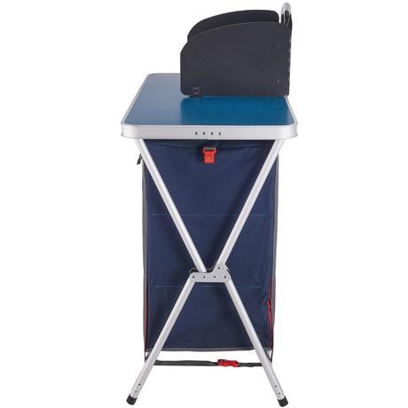 Mueble d cocina de camping campamento del excursionista - Mueble cocina camping decathlon ...