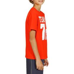 T-shirt met korte mouwen en print gym jongens - 757764