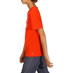 T-shirt met korte mouwen en print gym jongens - 757765