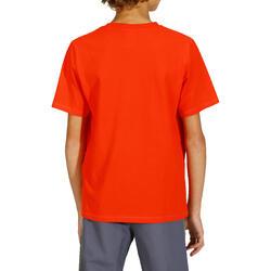 T-shirt met korte mouwen en print gym jongens - 757767
