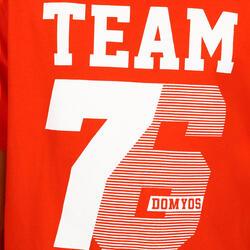 T-shirt met korte mouwen en print gym jongens - 757931