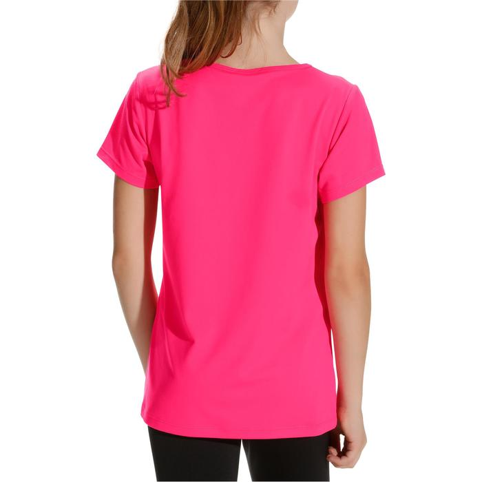Tee shirt printé BREATHE fille gym - 758108
