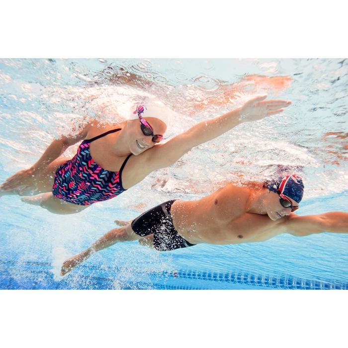 Herenjammer zwemsport Jammer 500 First zwart met stippen