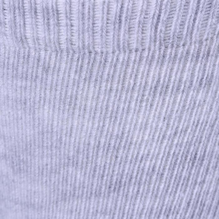 Lot de 2 paires de chaussettes antidérapantes Bébé Gym marine chiné - 758477