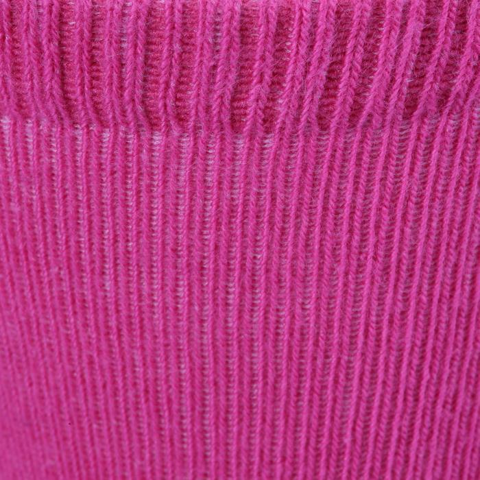 Lot de 2 paires de chaussettes antidérapantes Bébé Gym marine chiné - 758486