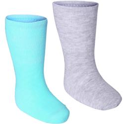 Chaussettes 100 MID LOT 2 GYM