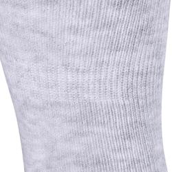 Socken 100 Mid 2-er-Pack Baby hellblau/grau meliert