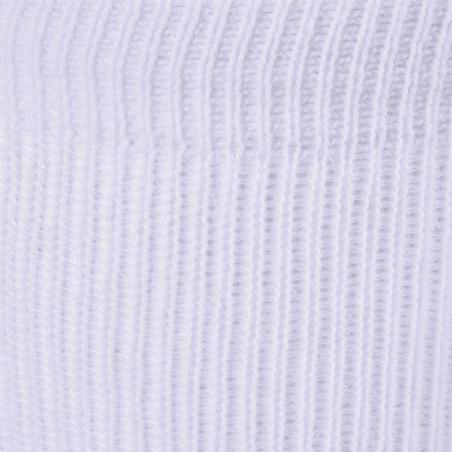 Kids' Basic Mid Socks Twin-Pack - White