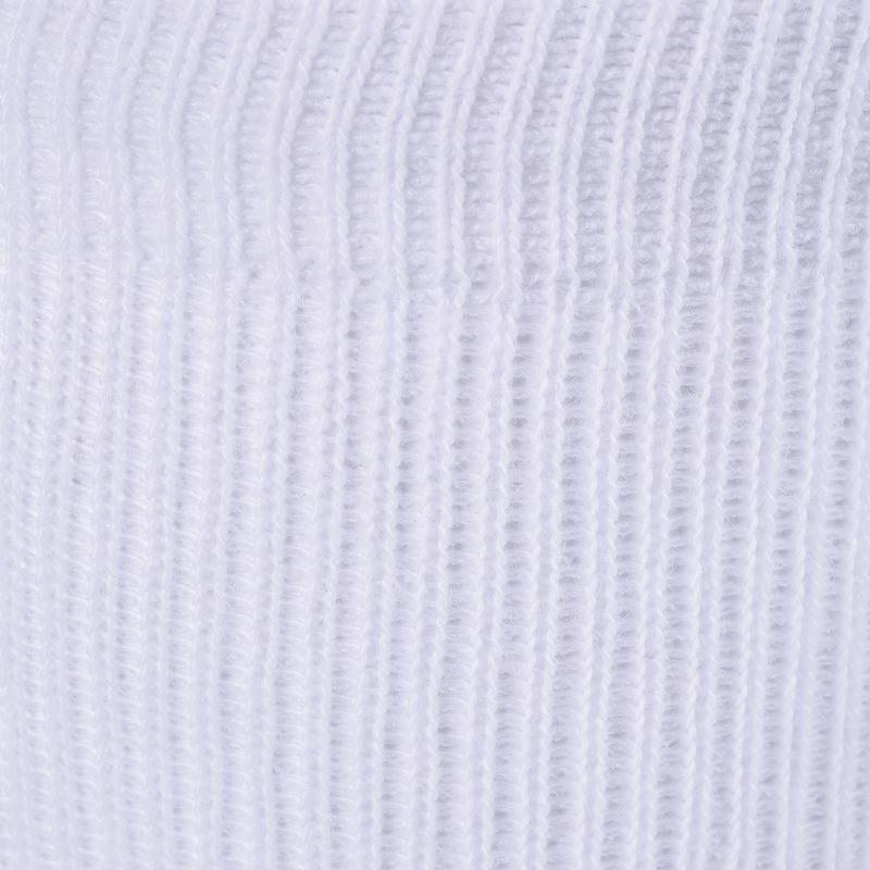 Chaussettes 100 MID LOT 2 GYM blanc