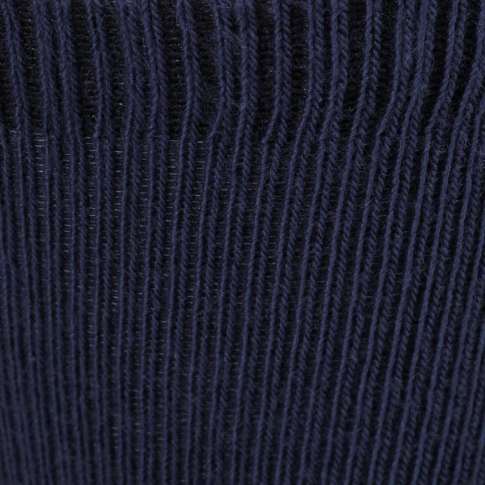 Lot de 2 paires de chaussettes antidérapantes Bébé Gym marine chiné - 758511