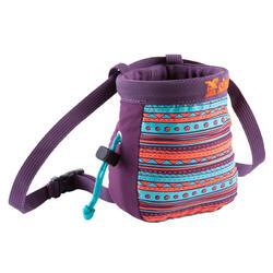 M號攀岩粉袋-紫