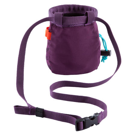 CLIMBING CHALK BAG VERTIKA SIZE M - INDIAN