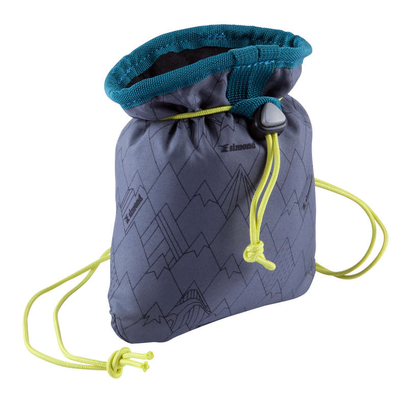 PLEZALNA KREDA/DODATKI Plezanje - Torba za magnezij KLIMB SIMOND - Kreda in torbice za kredo