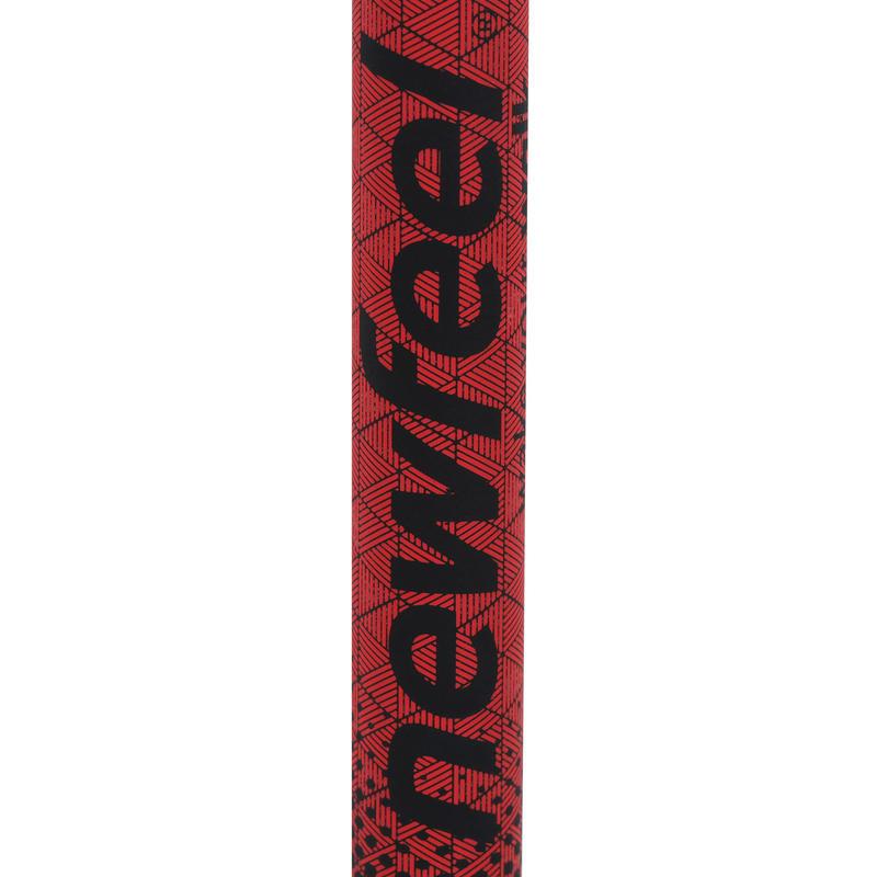 Nordic walking poles PW P500 - red / black