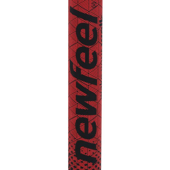 Bâtons marche nordique PW P500 rouge / noir - 758846