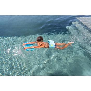 Ceinture de natation enfant avec pains de mousse bleus - 758972