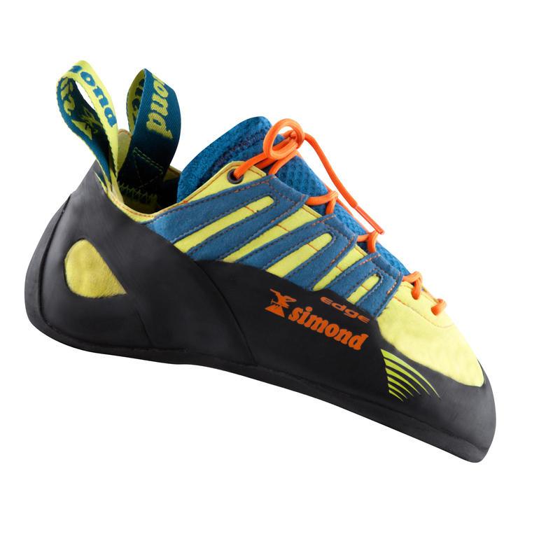 Rock climbing shoes for Advanced- Simond EDGE