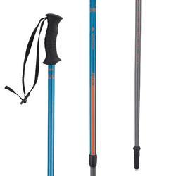 Arpenaz 青少年健行杖 - 藍色