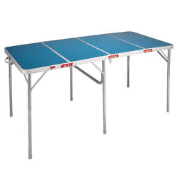 LARGE FOLDING CAMPING TABLE FOR 6 TO 8 PEOPLE