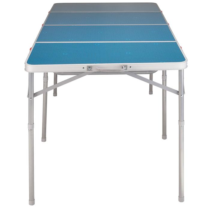 Table XL de camping 6 à 8 personnes