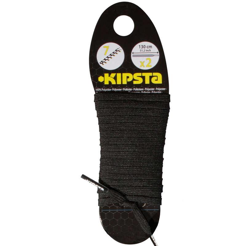 Accesorii sporturi de echipă - Șireturi Încălțăminte 130 cm  KIPSTA - ORANGE