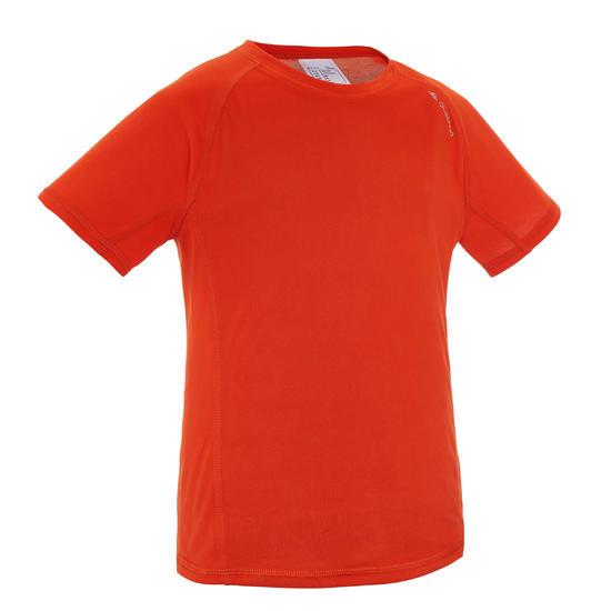Jongens T-shirt voor wandelen Hike 100 - 759274